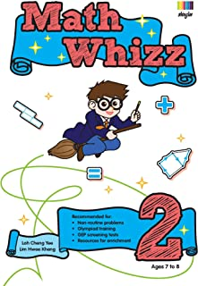 Math Whizz 2 (Ages 7 to 8)