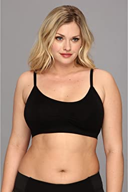 Plus Size Strappy Scoopneck
