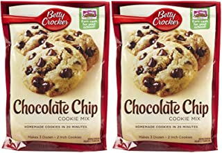 Betty Crocker Chocolate Chip Cookie Mix - 17.5 oz - 2 pk