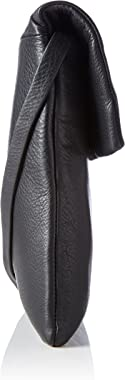 Selected Femme 16055633, Cartera de Mano Mujer, Negro (Black), Talla única