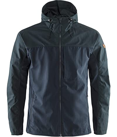 Fjallraven Abisko Midsummer Jacket (Dark Navy) Men