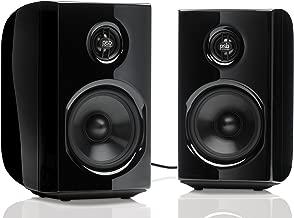 PSB Alpha PS1 GLSB Alpha PS1 Desktop Powered Speaker- Black