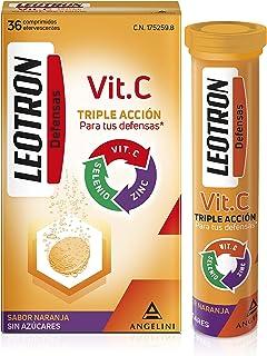 Leotron Vitamina C - 36 Comprimidos