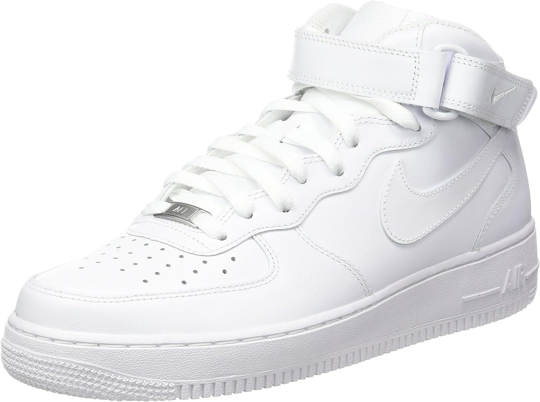 Nike Herren Air Force Force Force 1 Mid 07 315123-111 High-Top  c49cfa