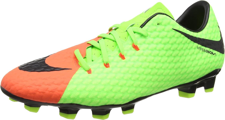 Nike Herren Hypervenom Phelon Iii Fg Fußballschuhe B01FWN62ZQ  Ausreichende Versorgung