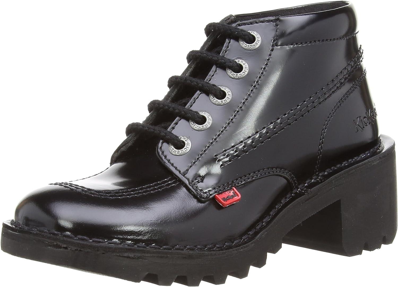 Kickers Kopey Hi Womens Boots Black