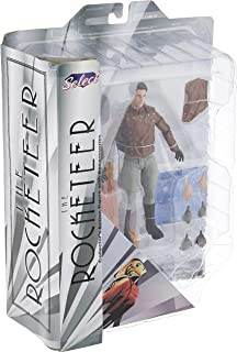 The Rocketeer Disney Select Classic Action Figure, Multicolor