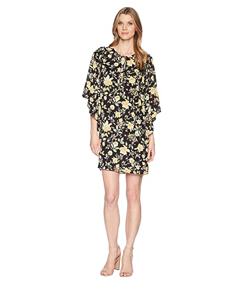 B Collection By Bobeau , YELLOW FLORAL