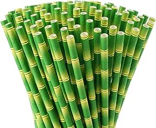 bamboo paper straws
