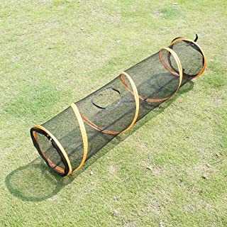 YDYL Collapsible Mesh Cat Play Tunnel Small Size 12