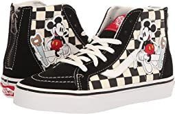 Mickey's 90th Sk8-Hi Zip (Little Kid/Big Kid)