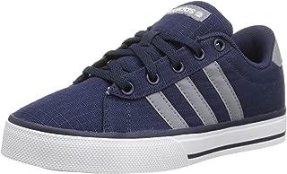 adidas Originals Unisex-Child Boys SE Daily Vulc K - K Se Daily Vulc K Blue Size: 2.5 Little Kid