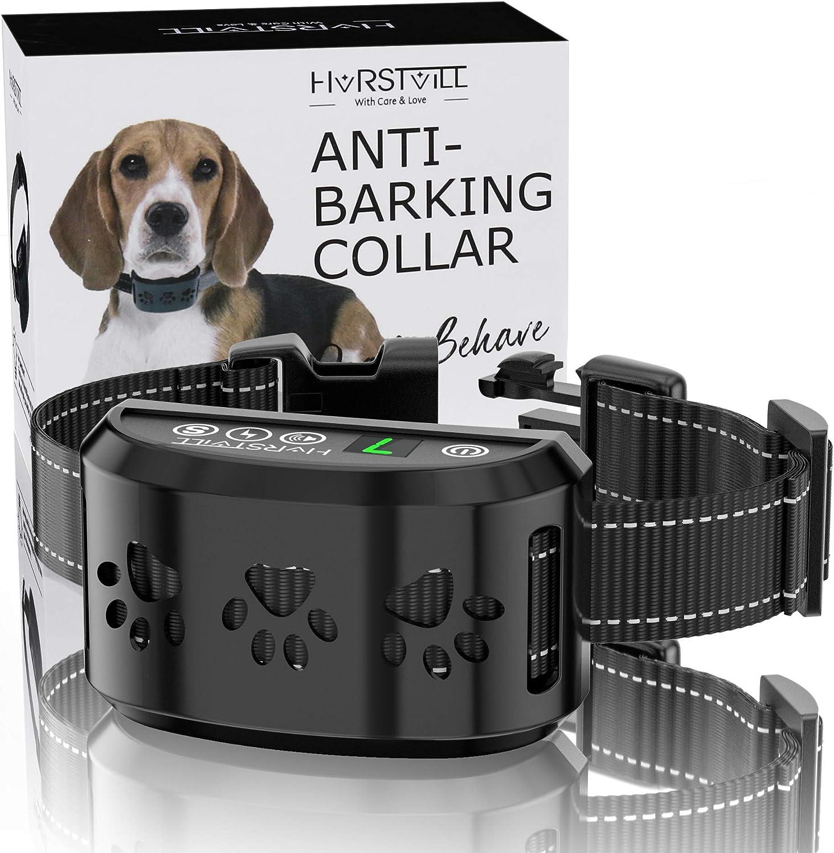 HVRSTVILL Advanced Dog Bark Collar Small for Large Max 41% Many popular brands OFF Medium wi