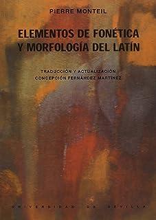Elementos de fonética y morfología del latín: 19