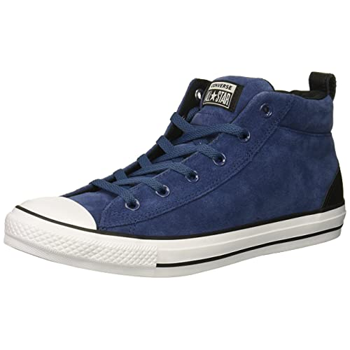 a28add0a6061 Converse Chuck Taylor All Star Street Suede Mid Sneaker