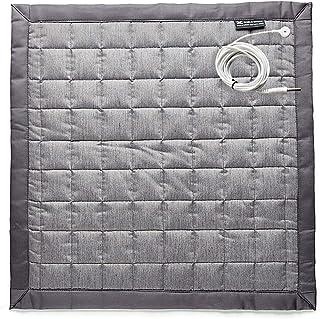 Shieldgreen Grounding Square Pad(Sanitary Stainless Steel Fabric, 20x20 inch)