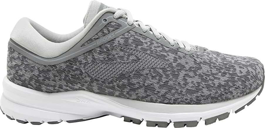 Brooks Women's Launch 5 Running Shoes (9, Grey/Grey)