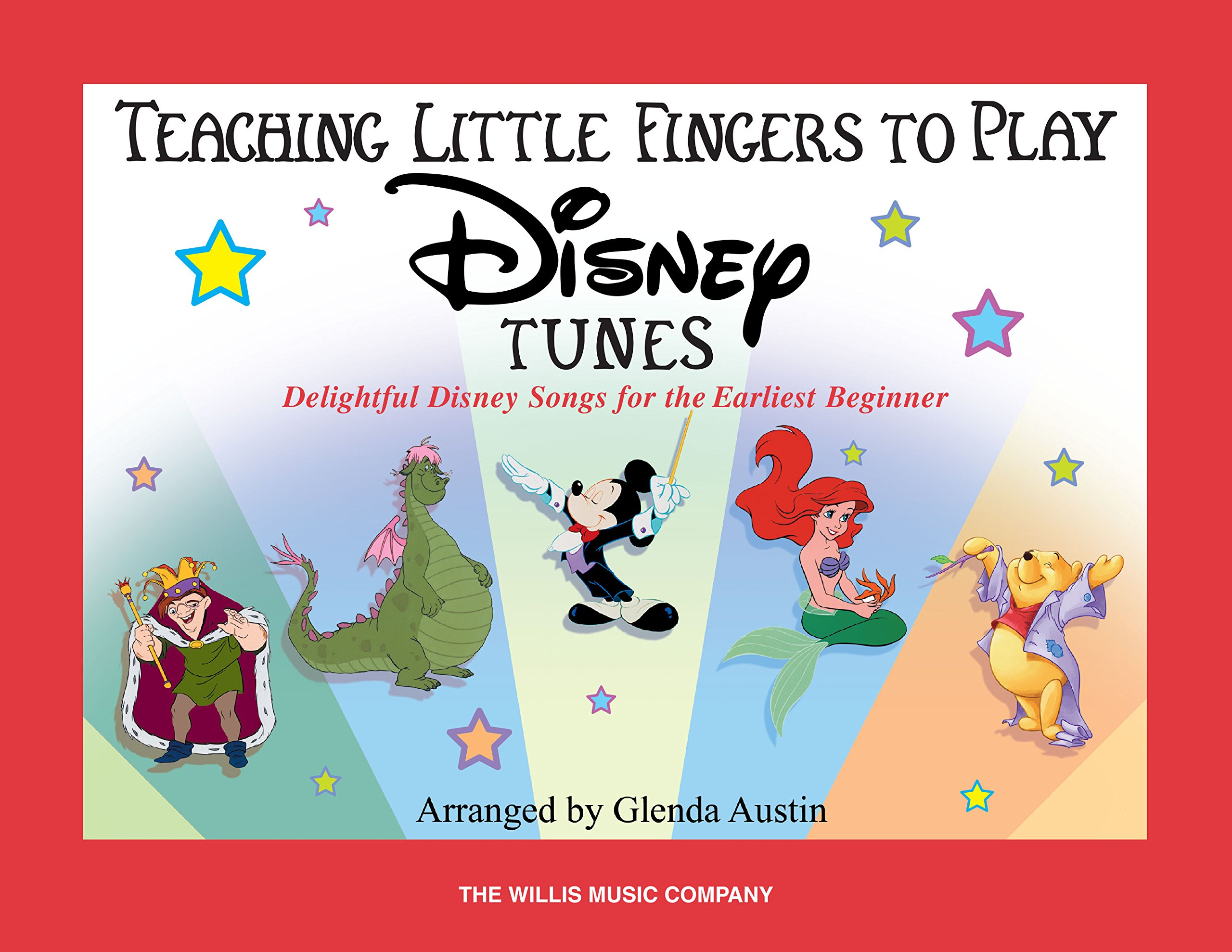 Teaching Little Fingers to Play Disney Tunes: Early Elementary Level