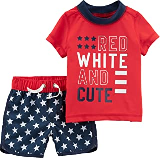 4fb73e10ba Amazon.com: Carter's - Swimwear Sets / Swim: Clothing, Shoes & Jewelry