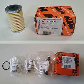 Best ktm oil filter service kit Reviews
