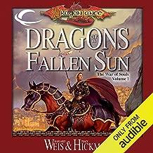 Dragons of a Fallen Sun: Dragonlance: The War of Souls, Book 1