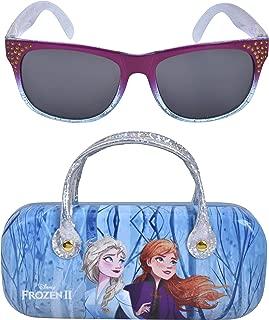 Frozen II Kids Sunglasses for Girls, Toddler Sunglasses...