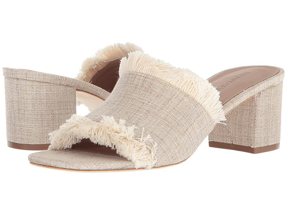 Image of Bernardo Blaire (Natural Linen) Women's Sandals