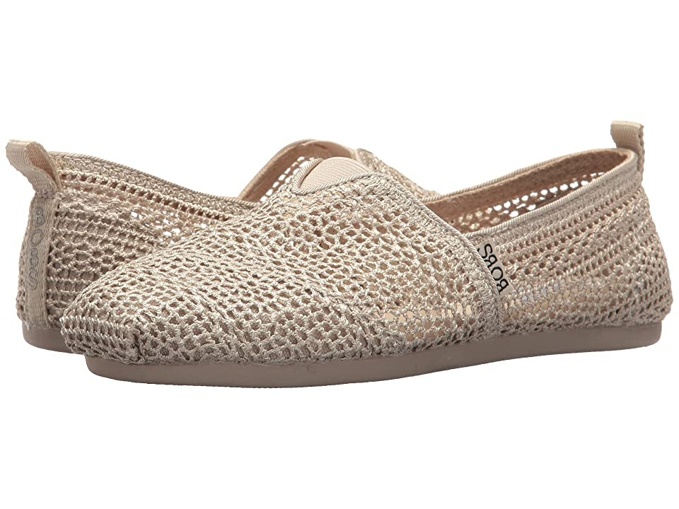 BOBS from SKECHERS Bobs Plush Spring Blast (Natural) Women