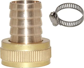 hose barb swivel