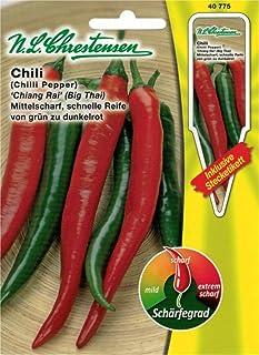 "Chrestensen Gewürzpaprika / Chili ""Chiang Rai Big Thai"" Saatgut Samen"