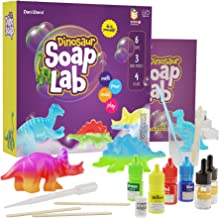 Dino Soap Making Kit for Kids - Dinosaur Science Kits for Kids All Ages - Indoor DIY Activity Craft Kits : Great Crafts Gi...