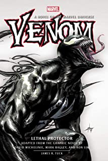 Venom: Lethal Protector Prose Novel (Marvel Original Prose Novels) (English Edition)