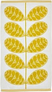 Orla Kiely Botanica łodyga ręczniki mniszek lekarski pościel łazienkowa: Ręcznik kąpielowy, 70 x 125 cm