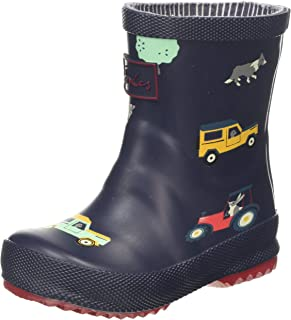 BOGS Baby Wellingtons Printed Waterproof Kids Boots UK 3-9 UK 5, Dino- Blue Multi