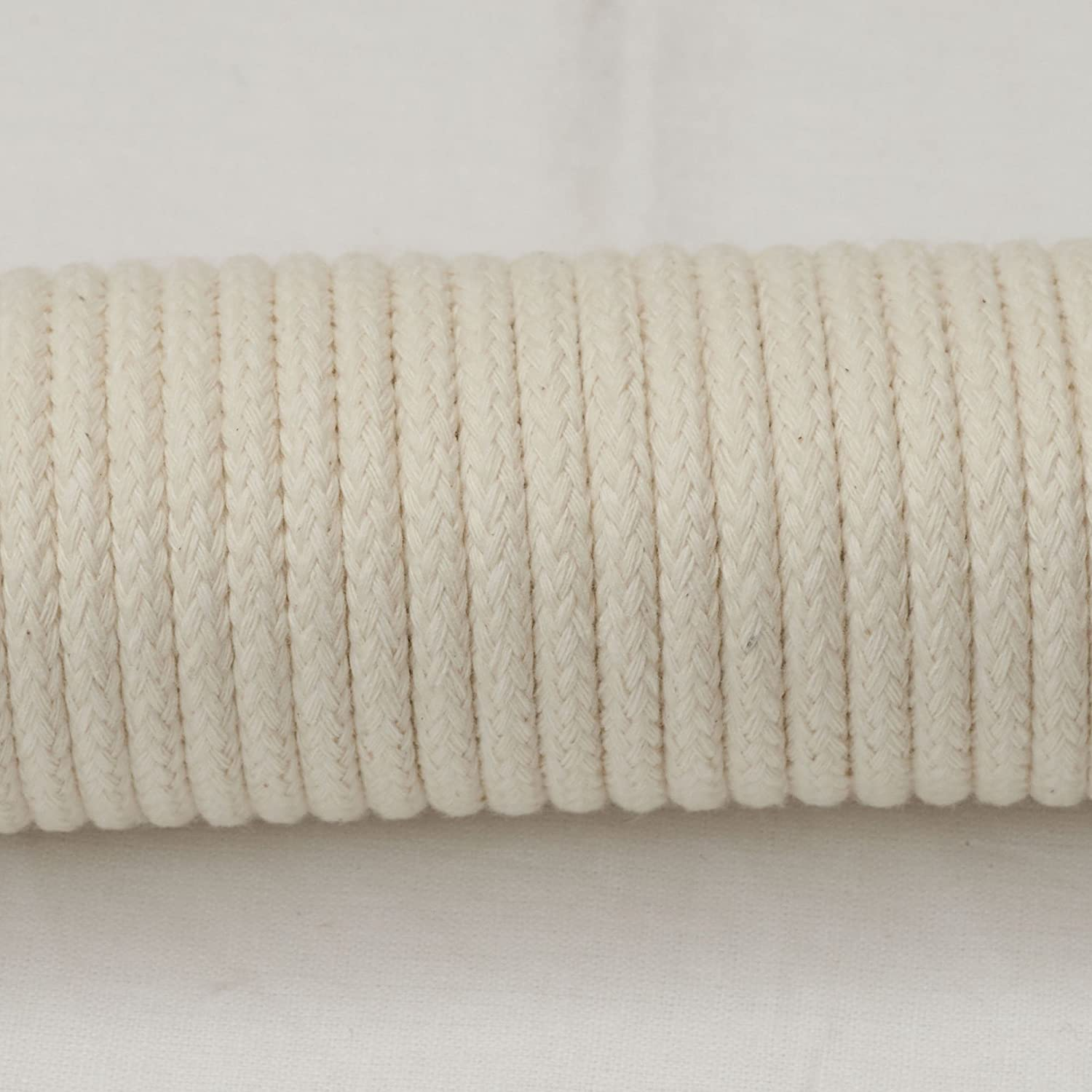All-Purpose Cotton Clothesline Rope New Version Off White 100