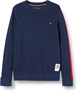 Tommy Hilfiger Cable Sleeve Sweater Capucha para Niños