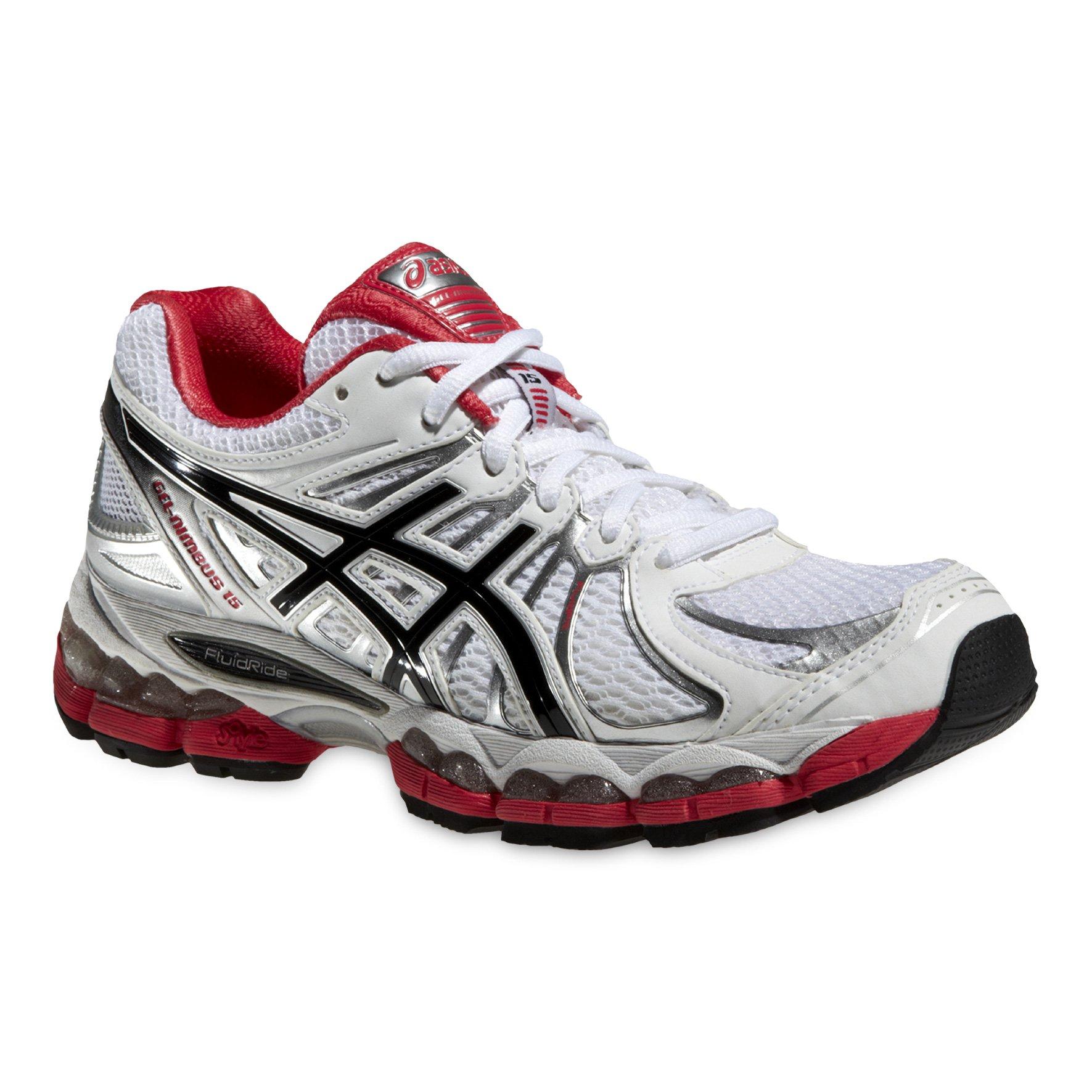 ASICS Gel Nimbus 14 Running Shoes WMS (Shoe Bonus): Amazon.es: Deportes y aire libre