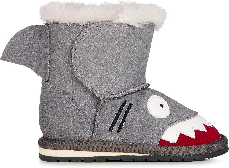 EMU Australia Shark Walker Boot - Kid's