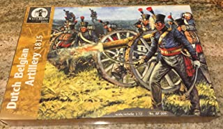 Hat Dutch Belgian Artillery in 1:72 Napoleonic Set #AP 009