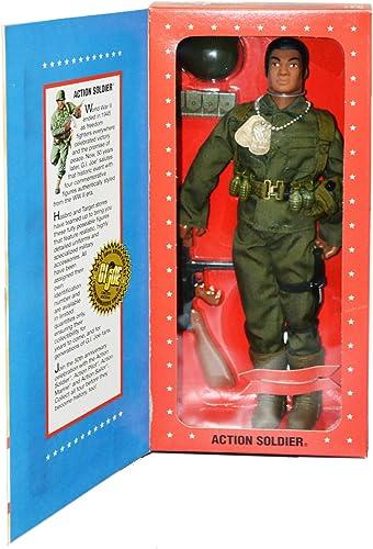 GI Joe Action Soldier 12 African American Action Figure