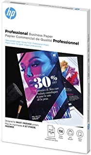 HP Professional Business Paper | GLOSSY Inkjet | 11x17 | 150 Sheets / CG932A