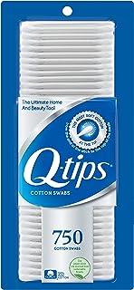 Q-tips نخهای پنبه ای ، اصلی ، 750 سی تی