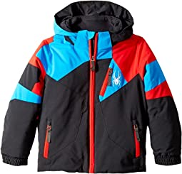 Spyder Kids Mini Leader Jacket (Toddler/Little Kids)