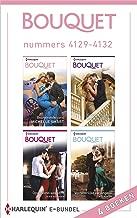 Bouquet e-bundel nummers 4129 - 4132