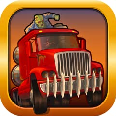 Smash through hordes of zombies as you drive cross-country during a zombie apocalypse 8 Vehicles at your disposal, including a race-car, a truck, and even a school bus Upgrade vehicles with guns, boosters, spiked-frames and more! Zombiesssssssssssss....