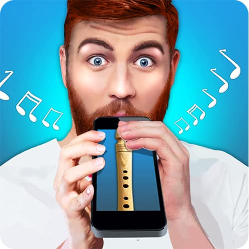 Blow Flute in Phone Simulator