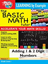 Basic Math Tutor: Adding 1 and 2 Digit Numbers