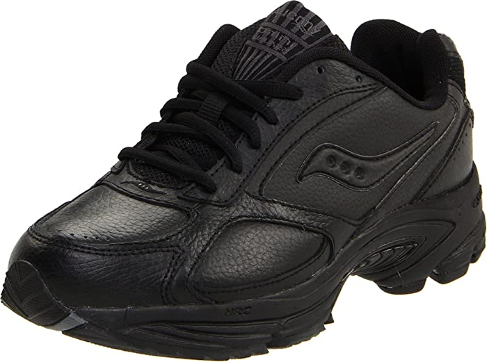 Welcome Walking Shoes Walking Shoes Lady Saucony Black Grid