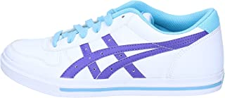 new arrivals 09180 bc81e ONITSUKA TIGER by ASICS Chaussures de Sport Femme Cuir Blanc