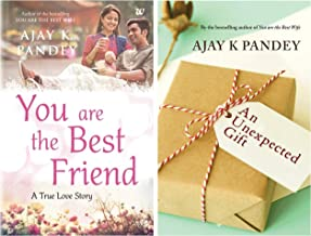 You are the Best Friend + An Unexpected Gift (Set of 2 books)